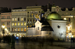 Krakow, Poland Royalty Free Stock Photography