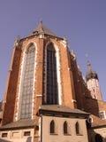 Krakow in Poland Stock Photography