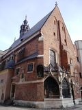 Krakow in Poland Stock Images