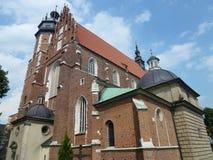 Krakow in Poland Stock Image