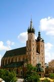 Krakow, Poland - Catholic Church Royalty Free Stock Photos