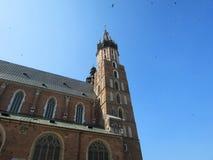 Krakow. Poland. Stock Image