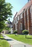 KRAKOW,POLAND -  Corpus Christi Church Royalty Free Stock Images