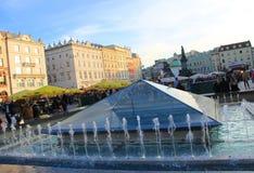 Krakow Poland Stock Image