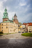 Krakow in Poland Royalty Free Stock Images