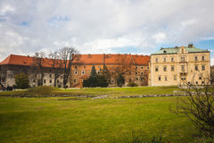 Krakow in Poland Royalty Free Stock Photography