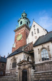 Krakow in Poland Stock Images