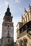 KRAKOW, POLAND, Main Square Royalty Free Stock Image