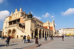 KRAKOW, POLAND - March 07 2015 Stock Photos