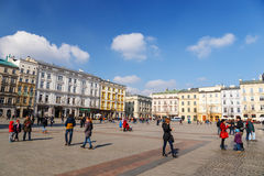KRAKOW, POLAND - March 07 2015 Stock Images