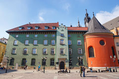 KRAKOW, POLAND - March 07 2015 Royalty Free Stock Photo