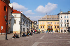 KRAKOW, POLAND - March 07 2015 Royalty Free Stock Photos