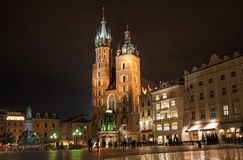 Krakow Royalty Free Stock Photos