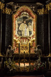 Krakow, Poland - October 2, 2016 r. Altar of St. Stanislaus of t Stock Images