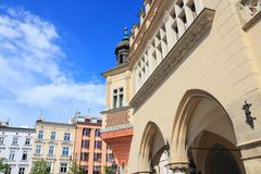 Krakow, Poland Royalty Free Stock Images