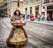 Krakow - Poland's historic center Stock Photography