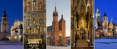 Krakow - Poland Stock Photography