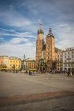Krakow in Poland Stock Photos