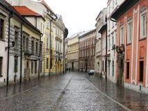Krakow poland Stock Photo