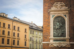 Krakow in Poland Stock Photography