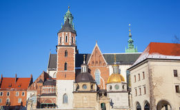 Krakow, Poland Royalty Free Stock Photo