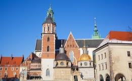 Krakow, Poland Royalty Free Stock Photo
