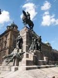 Krakow Polen Arkivbild