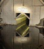 Krakow salt mine Stock Images