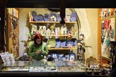 Krakow souvenirs Stock Photo