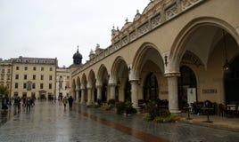 Krakow square Royalty Free Stock Photo