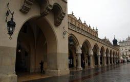 Krakow square Stock Photo