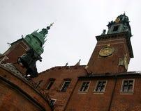 Wawel Hill, Krakow Stock Photo