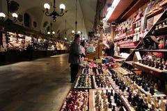 Krakow - Sukiennice Royalty Free Stock Photos