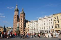Krakow royalty free stock photos