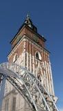 Krakow Town Hall Stock Image