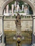 Krakow w Polska Fotografia Royalty Free
