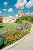 krakow wawel Obrazy Stock