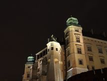 Krakow - Wawel Hill Royalty Free Stock Images