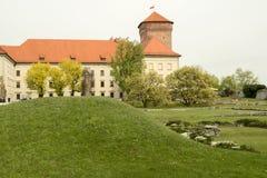 Krakow Wawel Stock Photo