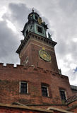 Krakow - Wawel Stock Photography