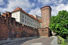 Krakow - Wawel Stock Photos