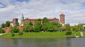 Krakow - Wawel Stock Photo