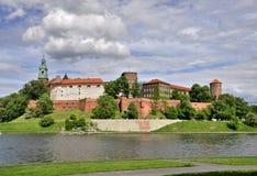 Krakow - Wawel Stock Image