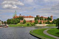 Krakow - Wawel Royalty Free Stock Photography