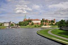 Krakow - Wawel Stock Photography