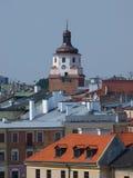 Krakowska Gate, Lublin, Poland Royalty Free Stock Photography