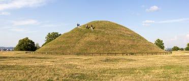 Krakus Mound Kopiec Krakusa, Poland Royalty Free Stock Images