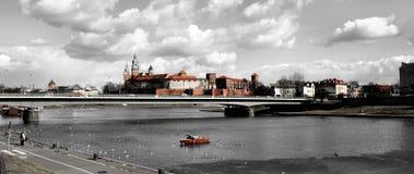 Kraków wawel Royalty Free Stock Photography