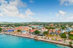 Kralendijk, Bonaire Στοκ φωτογραφία με δικαίωμα ελεύθερης χρήσης