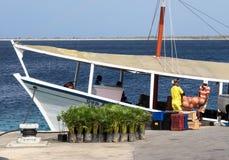 Kralendijk - Bonaire Stock Images